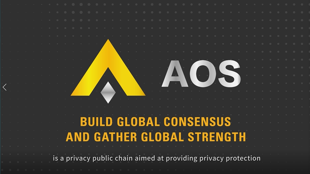 AOS global consensus